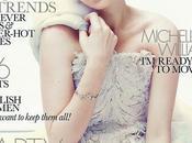 Cover Girl// Michelle Williams Alexander McQueen Elle dicembre