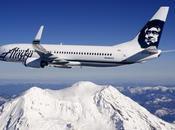 Alaska Airlines: Primi voli linea base olio cucina usato