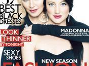 """MADONNA copertina """"HARPER's BAZAAR"""" Dicembre 2011"""