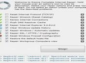 Vuoi ottimizzare connessione internet Ecco... Complete Internet Repair