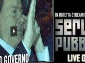 altro Governo': stasera diretta 'Servizio Pubblico' Michele Santoro, ospite Gianfranco Fini