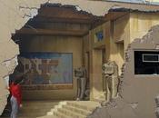 John Pugh, murales 3D..!!
