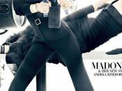 Madonna Nella Copertina Nell'Editoriale Harper's Bazaar USA, Dicembre 2011