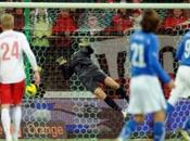 Calcio: Polonia Italia