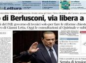 Rassegna stampa speciale: dimissioni Berlusconi