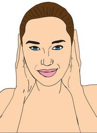 Massaggi magici per il viso (arigatoo Nadeshiko)