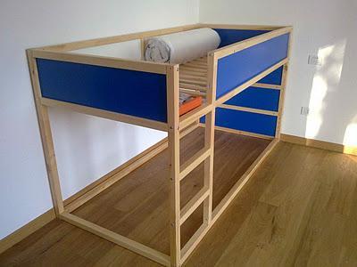 Kura ovvero sull 39 esserci e lo starci paperblog - Ikea letto montessori ...