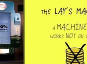 Lay's: prima potatoes vending machines [ambient marketing inside]