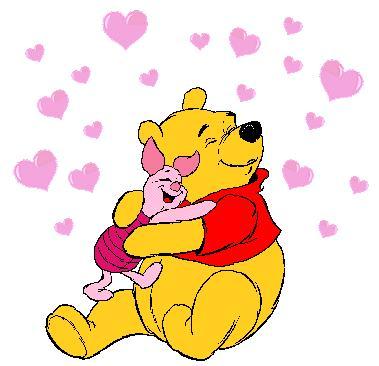 biglietto di augurio winnie the pooh da