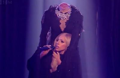 X Factor: Lady Gaga è stata decapitata!