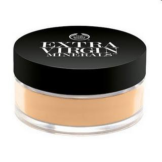 The Body Shop: Extra Virgin Minerals