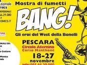 Scuola Internazionale Comics Pescara dedica mostra Tex: BANG!