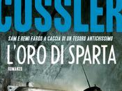 "pensiero ""L'oro Sparta"" Clive Cussler Grant Blackwood"