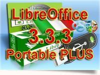 LibreOffice 3.3.3 Plus in Italiano Portable