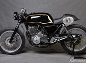 Honda GB500 Cafe Racer