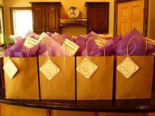 Le wedding bags