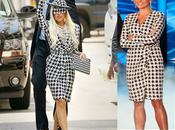 Simona Ventura veste come Lady Gaga Factor