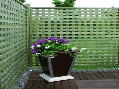 Grigliati in legno paperblog - Separe da giardino ikea ...