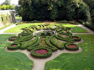 giardino italiano - paperblog - Piccolo Giardino Allitaliana