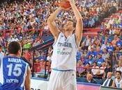 Qualificazioni Eurobasket 2011. Italia-Israele 71-79