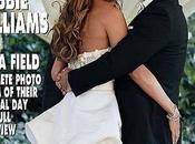 SCOOP: Foto Ufficiale delle Nozze Robbie Williams Ayda Field