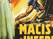 (1962) locandina MACISTE ALL'INFERNO (italia)