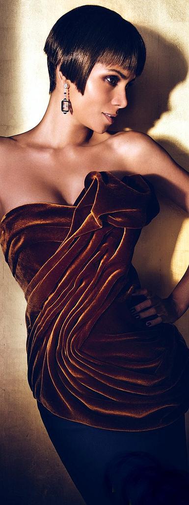 Halle Berry X Vogue Usa Settembre 2010 – Le Foto
