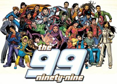 The 99: un fumetto per la tolleranza