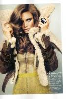 Otoño/ Autumn... Harper's Bazaar España September 2010  by Txema Yeste with Bianca Balti