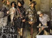 WORLD... Steven Meisel Vogue September 2010