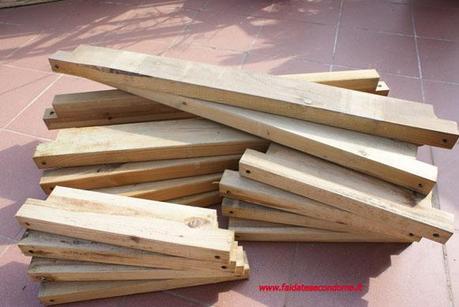 come costruire una fioriera in legno paperblog
