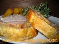 Risotto con radicchio di Treviso alla brace e salsiccia