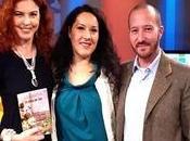 """Luigina Simone """"BUONGIORNO CIELO"""", Cielo puntata 21.11.2011 condotta Paola Saluzzi"""