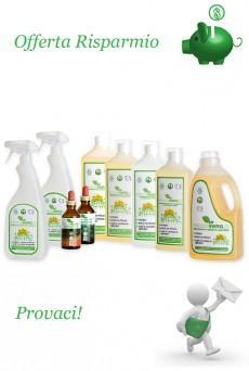 Detergenti naturali per la pulizia completa della casa - Prodotti ecologici per la pulizia della casa ...