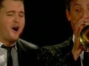 Michael Bublé Fiorello trombano duettano