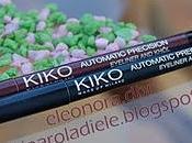 KIKO: Automatic Precision Eyeliner Khol