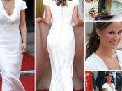 SHOPPING vendita Net-à-porter l'abito damigella Pippa Middleton