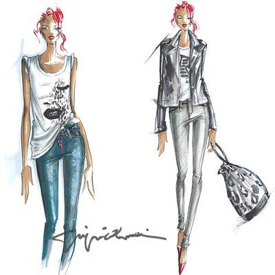 Collaborations// Rihanna disegna una Capsule Collection per Emporio Armani