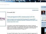 sito Terna, Flavio Cattaneo, entrato nella Webranking 2011 europeo KWD-Hallvarson Halvarsson