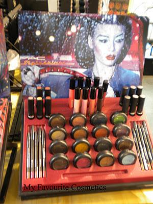 MAC Theme Day Roma Termini, collezione Fall Colour e Posh Paradise, mini-Haul (prima parte)