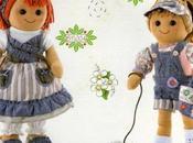 Bambole Doll: uniche, naturali, fatte mano. Shopping online!