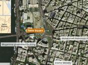 Tutti nuovo piazza Tahrir Cairo chiedere governo civile. premier designato Ganzuri
