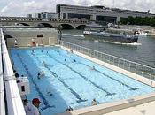 piscina galleggiante Josephine Baker