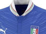 """Calcio, Italia: tricolore """"capovolto"""" sulla nuova maglia Puma? l'etichetta sono errori"""