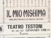 Storia Teatro contemporaneo. Spettacoli visti