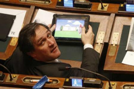 Parlamento da oggi restrizioni per i fotografi stop a for Oggi in parlamento