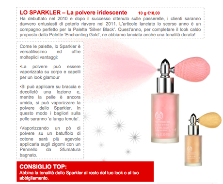 The Body Shop - collezione Smoke & Sparkle