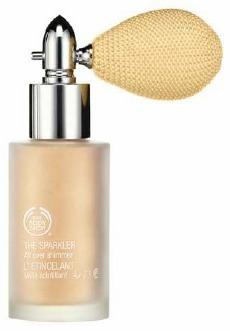 Preview THE BODY SHOP Collezione Inverno 2011 Smoke & Sparkle‏