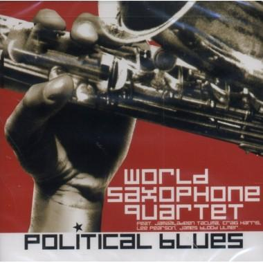 Political Blues del World Saxophone Qartet