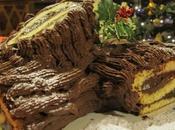 Ricette Natale dolce cioccolato, tronchetto